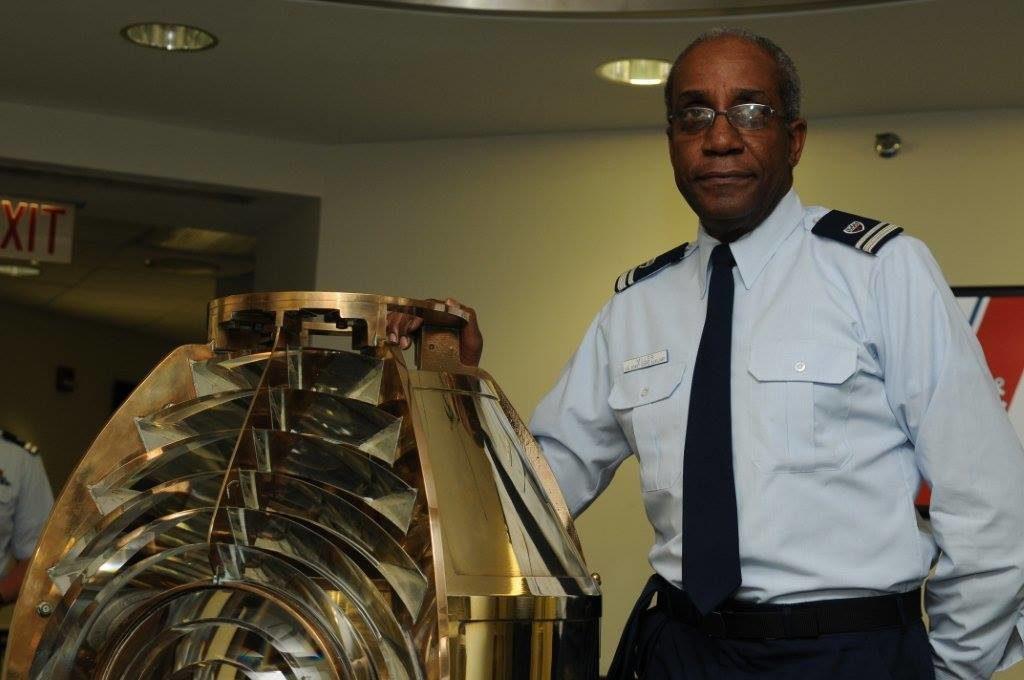 Vice Flotilla Commander Charles Miller